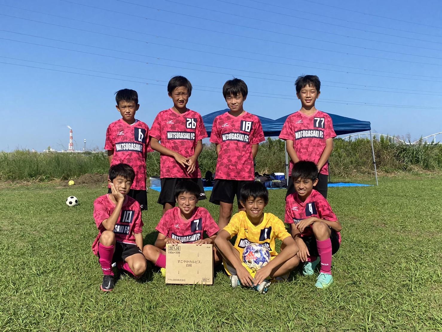松阪市のサッカースクール、クラブチームなら松ヶ崎FC